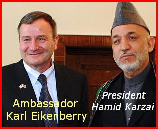 Eikenberry & Karzai
